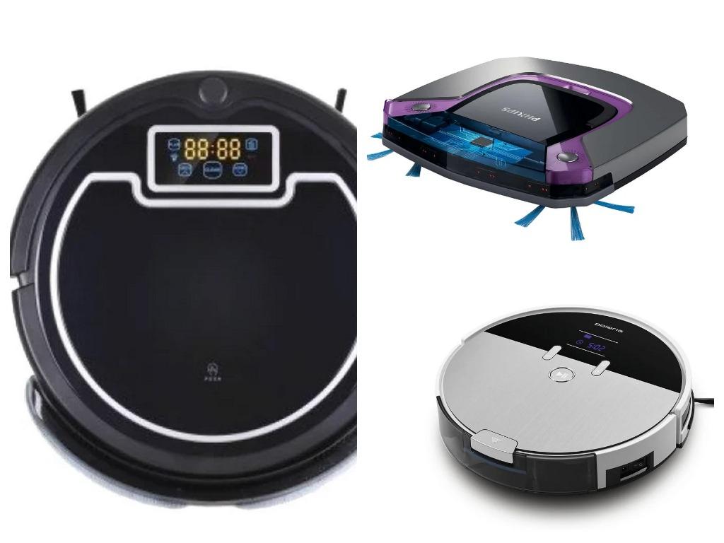 Выбираем лучшие модели роботов-пылесосов