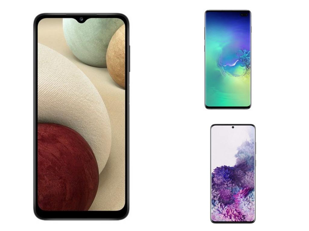 Топ-10 лучших смартфонов Samsung