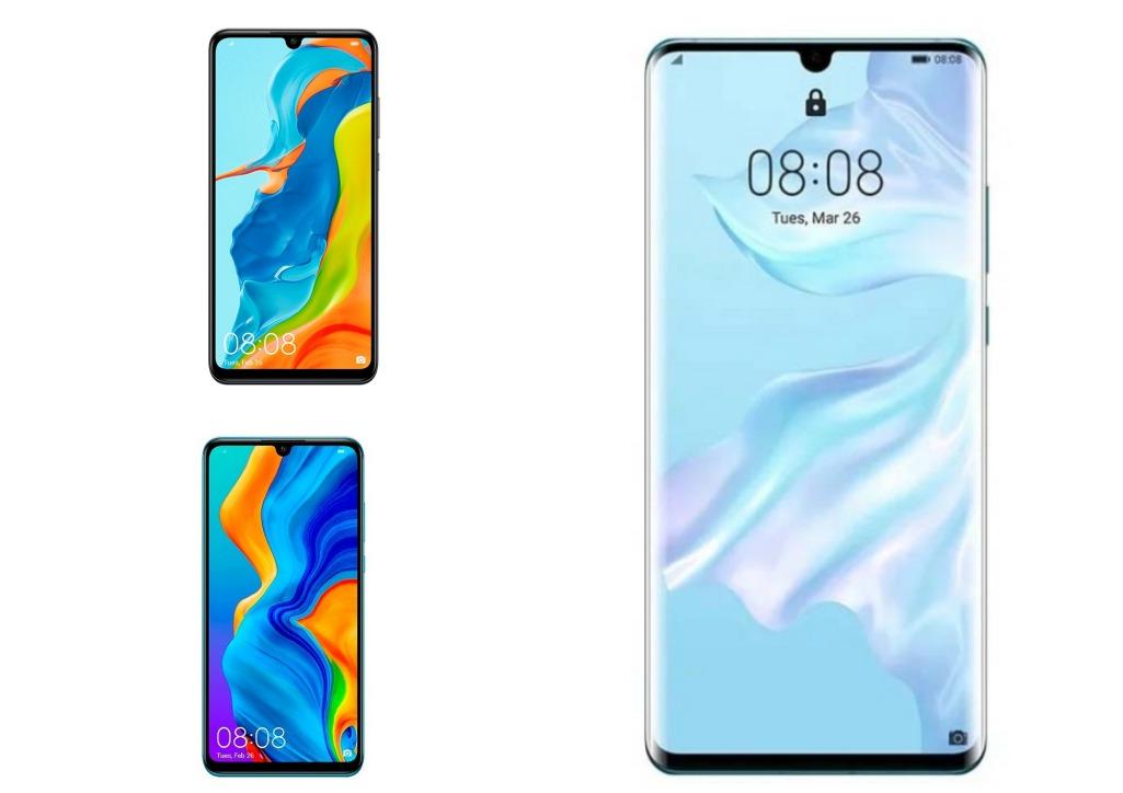 Десятка лучших недорогих смартфонов от компании «Хуавей»