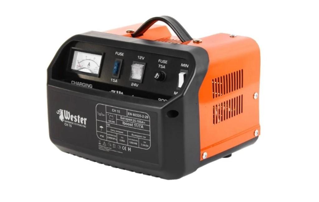 Выбираем лучшее зарядное устройство для автомобильного аккумулятора